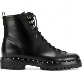 Valentino Soul Rockstud Combat boots