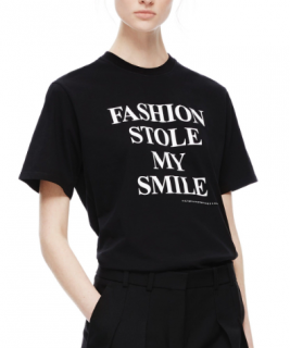 Victoria Victoria Beckham Fashion Stole My Smile T-Shirt