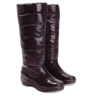 Moncler quilted boots