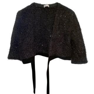 Philosophy Lurex Wool cardigan