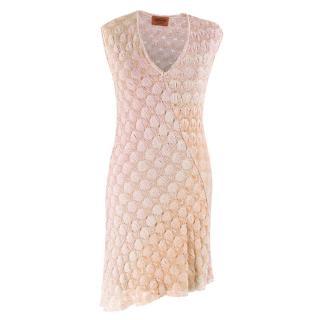 Missoni Pink Knit Dress