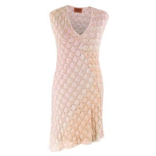 Missoni Pink Knit Dress
