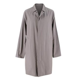 Margaret Howell Grey Raincoat