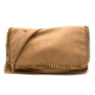 Stella McCartney Rose Gold Falabella Flap Bag