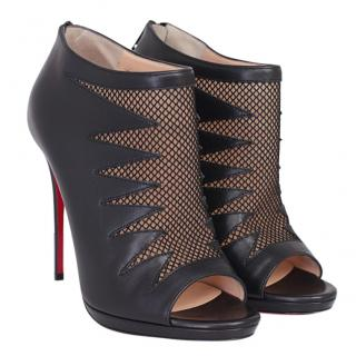 Christian Louboutin leather Disorder boots