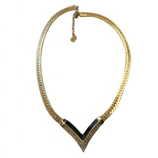 Christian Dior Vintage Couture Necklace