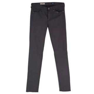 AG Jeans The Prima Mid-Rise Cigarette Jeans