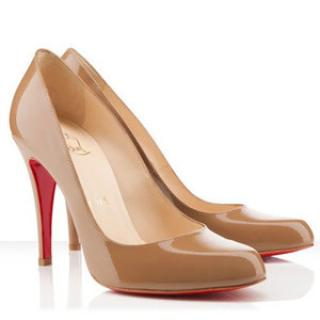 Christian Louboutin decollette 868 pumps