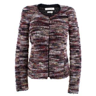 Isabel Marant Etoile Boucle Tweed Jacket