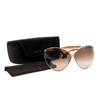 Tom Ford Veruschka Sunglasses