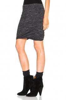 Isabel Marant Etoile 'Wonki' Stretch-Jersey Skirt