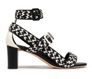 Jimmy Choo Bi-Colour Sandals