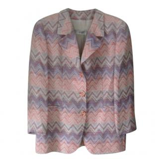 Missoni Donna Multi-Color Blazer