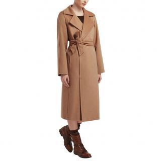 Max Mara Manuela Classic Camel Coat