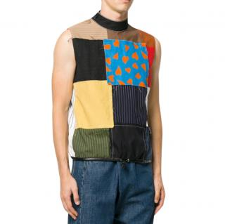 JW Anderson Exclusive Patchwork Tank Top