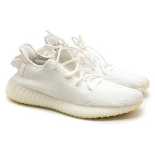 Adidas Yeezy Boost 350 V2 Triple White Sneakers