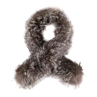 Bespoke Fox Fur Scarf