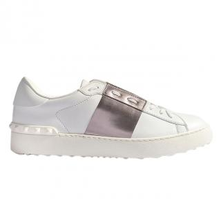 Valentino Open low-top trainers