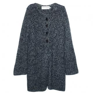 Goat Library Wool Cardigan Coat