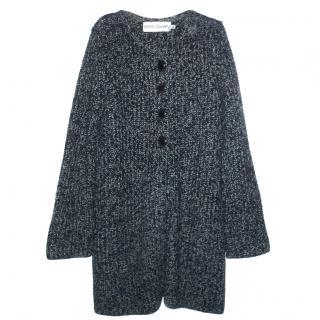 Goat Library Wool Cardigan Coat