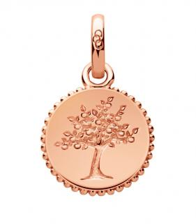 Links of London Rose Gold Tree of Life Charm