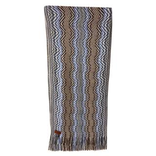 Missoni cashmere and wool-blend scarf