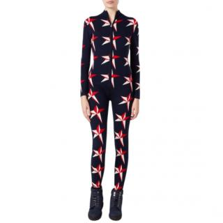 Perfect Moment Star II ski wool jumpsuit