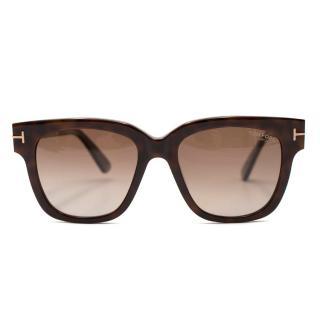 Tom Ford 'Tracy' Wayfarer Sunglasses
