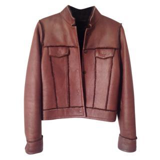 Joseph shearling jacket