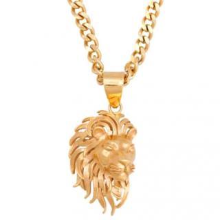 Bex Rox Elsa Lion-Pendant necklace