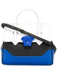 Versace Empire Palazzo Leather Bag