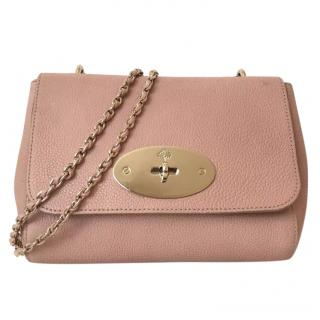 2e75ce010fd1 Mulberry Lily Rosewater-Pink Grained Leather Bag