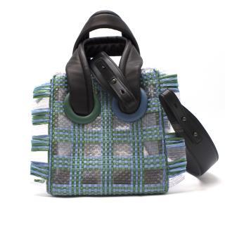 Boyy Deon Raffia Handbag