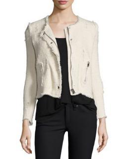 IRO Agnette Boucl� Tweed Jacket