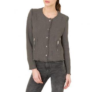 IRO Agnette Boucle Tweed Jacket