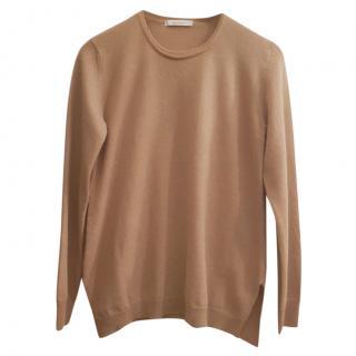 MaxMara crew-neck knit sweater