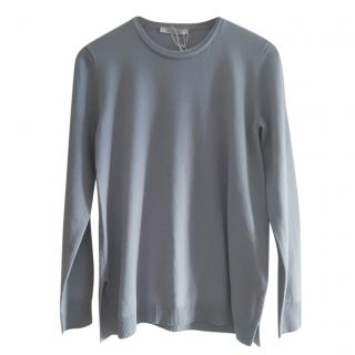MaxMara wool and cashmere-blend knit sweater
