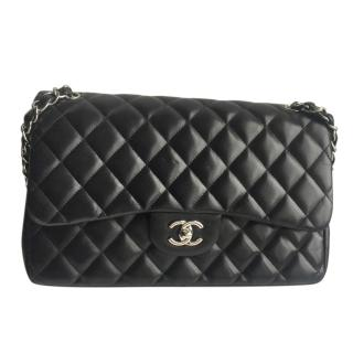 Chanel Timeless double flap handbag