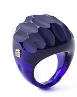 Nayibe Warchauski Blu Caviar Ring