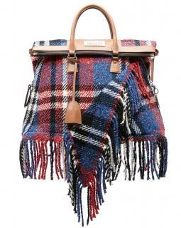 Maison Martin Margiela 5AC large blanket bag
