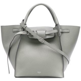 Celine Zinc Grey Small Big Bag