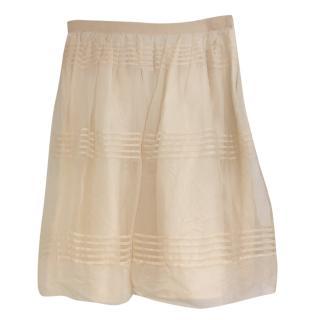 Bonpoint Girl's Silk Skirt