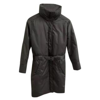 Joseph slate grey down coat