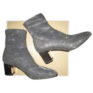 Michael Michael Kors Glitter Sock Boots