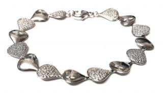 Paul Spurgeon Cornerstone Cradle Bracelet