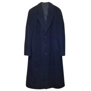 Giorgio Armani Le Collezioni Wool & Cashmere Long Coat