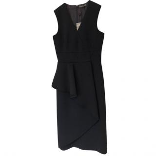Alexander Mcqueen peplum-waist pencil dress