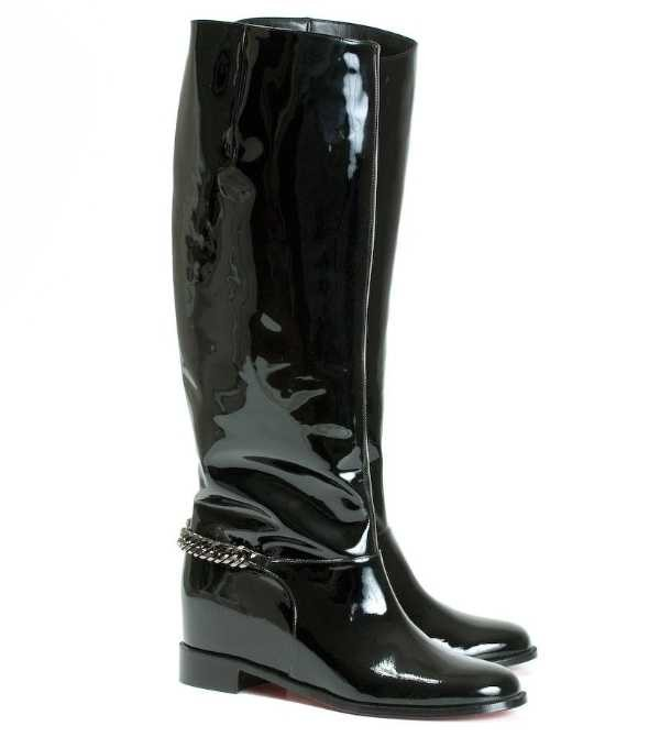 best authentic af828 b1452 Christian Louboutin Cate Riding Boots