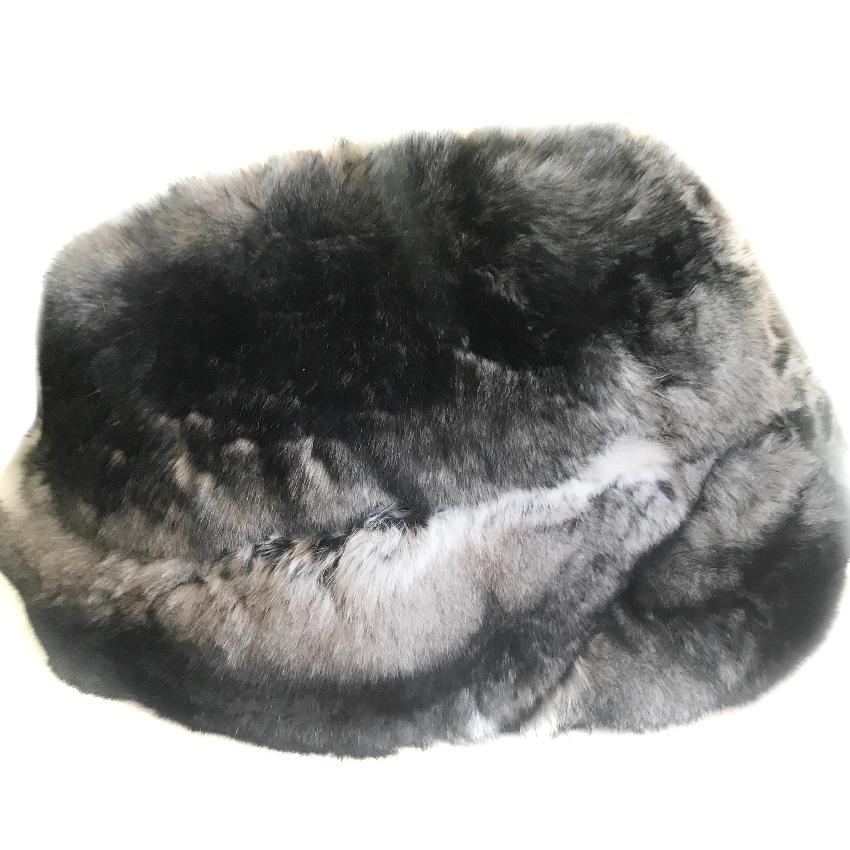 Amber Bishop Chinchilla hat