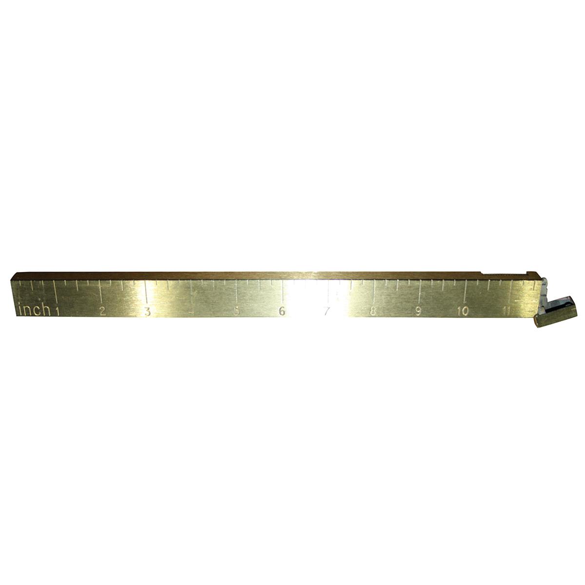 Dunhill Rare Vintage 1ft Long Ruler Table Lighter